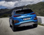 2020 Hyundai Kona Hybrid (Euro-Spec) Rear Wallpapers 150x120 (5)