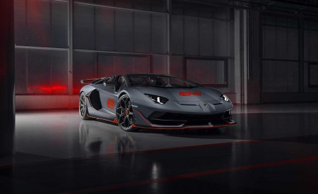 2020 Lamborghini Aventador SVJ 63 Roadster Wallpapers HD