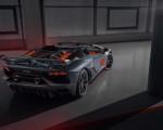 2020 Lamborghini Aventador SVJ 63 Roadster Rear Three-Quarter Wallpapers 150x120 (4)