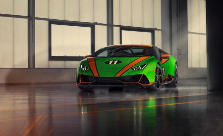 2020 Lamborghini Huracán EVO GT Celebration Wallpapers HD