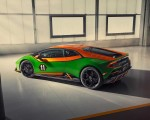 2020 Lamborghini Huracán EVO GT Celebration Rear Three-Quarter Wallpapers 150x120 (2)