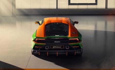 2020 Lamborghini Huracán EVO GT Celebration Rear Wallpapers 450x275 (3)