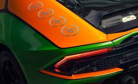 2020 Lamborghini Huracán EVO GT Celebration Tail Light Wallpapers 450x275 (9)