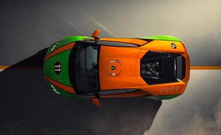 2020 Lamborghini Huracán EVO GT Celebration Top Wallpapers 450x275 (7)