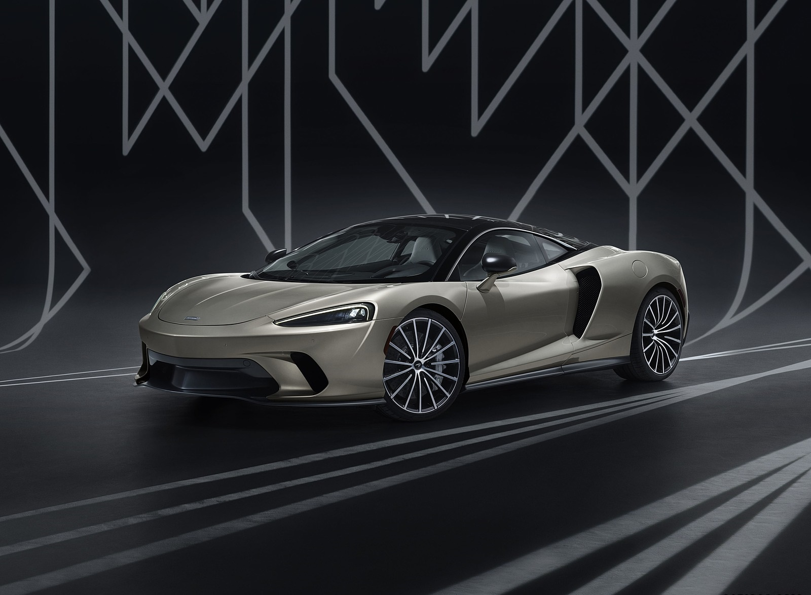 2020 McLaren GT by MSO Front Three-Quarter Wallpapers (2)