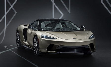 2020 McLaren GT By MSO Wallpapers HD