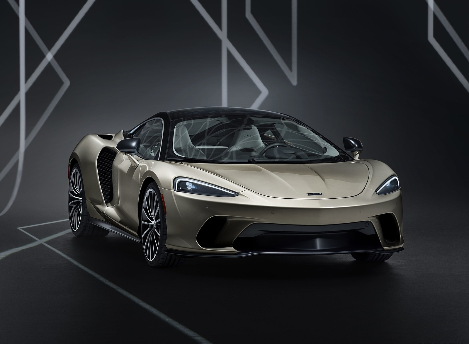 2020 McLaren GT by MSO Front Wallpapers (1)