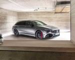 2020 Mercedes-AMG CLA 45 S 4MATIC+ Shooting Brake Front Three-Quarter Wallpapers 150x120 (22)