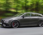2020 Mercedes-AMG CLA 45 S 4MATIC+ Shooting Brake Front Three-Quarter Wallpapers 150x120 (2)