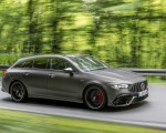 2020 Mercedes-AMG CLA 45 S 4MATIC+ Shooting Brake Front Three-Quarter Wallpapers 150x120 (3)