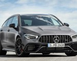 2020 Mercedes-AMG CLA 45 S 4MATIC+ Shooting Brake Front Wallpapers 150x120 (15)