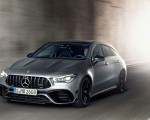 2020 Mercedes-AMG CLA 45 S 4MATIC+ Shooting Brake Front Wallpapers 150x120 (11)