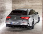 2020 Mercedes-AMG CLA 45 S 4MATIC+ Shooting Brake Rear Three-Quarter Wallpapers 150x120 (24)