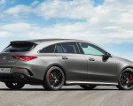 2020 Mercedes-AMG CLA 45 S 4MATIC+ Shooting Brake Rear Three-Quarter Wallpapers 150x120 (17)