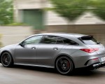 2020 Mercedes-AMG CLA 45 S 4MATIC+ Shooting Brake Rear Three-Quarter Wallpapers 150x120 (12)