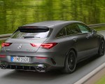 2020 Mercedes-AMG CLA 45 S 4MATIC+ Shooting Brake Rear Three-Quarter Wallpapers 150x120 (6)