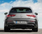 2020 Mercedes-AMG CLA 45 S 4MATIC+ Shooting Brake Rear Wallpapers 150x120 (18)