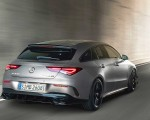 2020 Mercedes-AMG CLA 45 S 4MATIC+ Shooting Brake Rear Wallpapers 150x120 (13)