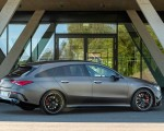 2020 Mercedes-AMG CLA 45 S 4MATIC+ Shooting Brake Side Wallpapers 150x120 (19)