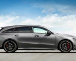 2020 Mercedes-AMG CLA 45 S 4MATIC+ Shooting Brake Side Wallpapers 150x120 (21)