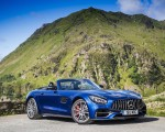 2020 Mercedes-AMG GT S Roadster (UK-Spec) Front Three-Quarter Wallpapers 150x120 (41)