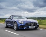 2020 Mercedes-AMG GT S Roadster (UK-Spec) Front Three-Quarter Wallpapers 150x120 (14)