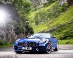2020 Mercedes-AMG GT S Roadster (UK-Spec) Front Three-Quarter Wallpapers 150x120 (39)