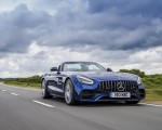 2020 Mercedes-AMG GT S Roadster (UK-Spec) Front Three-Quarter Wallpapers 150x120 (16)