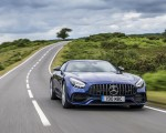 2020 Mercedes-AMG GT S Roadster (UK-Spec) Front Three-Quarter Wallpapers 150x120 (5)
