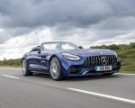 2020 Mercedes-AMG GT S Roadster (UK-Spec) Front Three-Quarter Wallpapers 150x120 (17)