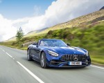 2020 Mercedes-AMG GT S Roadster (UK-Spec) Front Three-Quarter Wallpapers 150x120 (6)