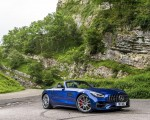 2020 Mercedes-AMG GT S Roadster (UK-Spec) Front Three-Quarter Wallpapers 150x120 (27)