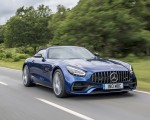 2020 Mercedes-AMG GT S Roadster (UK-Spec) Front Three-Quarter Wallpapers 150x120 (18)