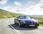 2020 Mercedes-AMG GT S Roadster (UK-Spec) Front Three-Quarter Wallpapers 150x120 (9)