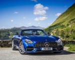 2020 Mercedes-AMG GT S Roadster (UK-Spec) Front Wallpapers 150x120 (44)
