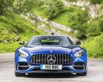 2020 Mercedes-AMG GT S Roadster (UK-Spec) Front Wallpapers 150x120 (42)