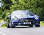 2020 Mercedes-AMG GT S Roadster (UK-Spec) Front Wallpapers 150x120 (19)