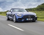 2020 Mercedes-AMG GT S Roadster (UK-Spec) Front Wallpapers 150x120 (20)