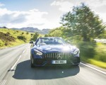 2020 Mercedes-AMG GT S Roadster (UK-Spec) Front Wallpapers 150x120 (11)