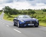 2020 Mercedes-AMG GT S Roadster (UK-Spec) Front Wallpapers 150x120 (12)