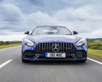 2020 Mercedes-AMG GT S Roadster (UK-Spec) Front Wallpapers 150x120 (1)