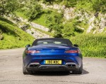 2020 Mercedes-AMG GT S Roadster (UK-Spec) Rear Wallpapers 150x120 (47)