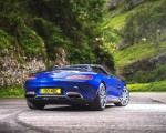 2020 Mercedes-AMG GT S Roadster (UK-Spec) Rear Wallpapers 150x120 (46)