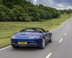 2020 Mercedes-AMG GT S Roadster (UK-Spec) Rear Wallpapers 150x120 (22)