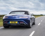 2020 Mercedes-AMG GT S Roadster (UK-Spec) Rear Wallpapers 150x120 (23)