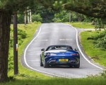 2020 Mercedes-AMG GT S Roadster (UK-Spec) Rear Wallpapers 150x120 (28)
