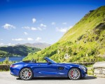 2020 Mercedes-AMG GT S Roadster (UK-Spec) Side Wallpapers 150x120 (48)