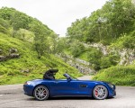 2020 Mercedes-AMG GT S Roadster (UK-Spec) Side Wallpapers 150x120 (29)