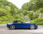 2020 Mercedes-AMG GT S Roadster (UK-Spec) Side Wallpapers 150x120 (30)