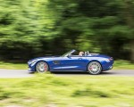 2020 Mercedes-AMG GT S Roadster (UK-Spec) Side Wallpapers 150x120 (32)